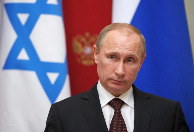 بوتين: روسيا ستقوم بتصميم جهازين فضائيين لاسرائيل