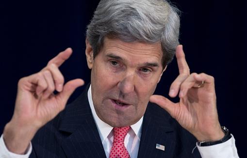 كيري: واشنطن وكابول تتفقان على مشروع اتفاقية التعاون الأمني