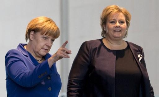 ألمانيا والنرويج ترفضان تدمير السلاح الكيميائي السوري على اراضيهما