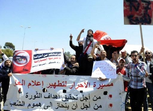 النهضة تعلن التراجع عن تعديلات في النظام الداخلي للمجلس التأسيسي