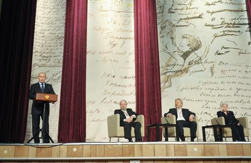 بوتين: روسيا لا تعارض عقد اتفاقية الشراكة بين الاتحاد الأوروبي وأوكرانيا لكنها ضد انضمام كييف للناتو