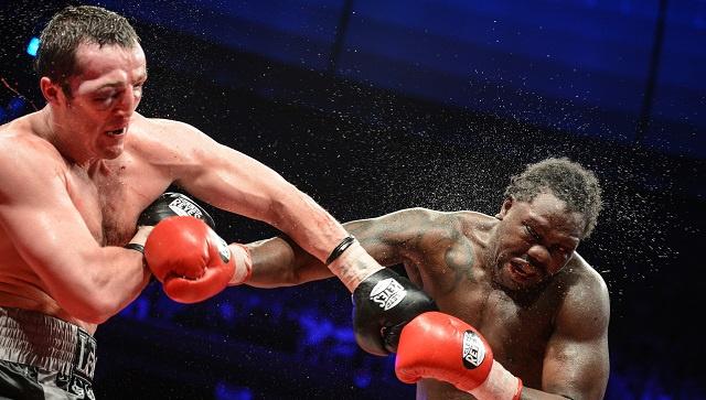 الملاكم الروسي ليبيديف يواجه غريمه البنمي جونس في نزال ثأري