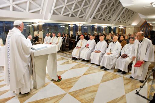 بابا الفاتيكان: لن نسمح بجعل الشرق الأوسط دون مسيحيين يبشرون منذ ألفي عام بالمسيح