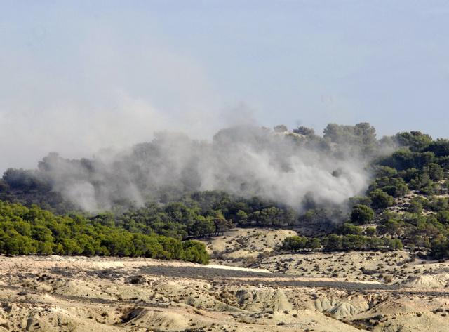 الجيش التونسي يقصف أهدافا مشبوهة بالشعانبي ومجلس الأمن يدرس مراقبة الحدود مع ليبيا