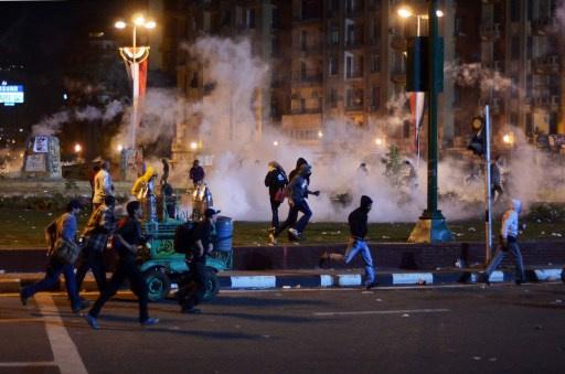 الحكومة المصرية تخول الشرطة دخول الجامعات بدون اذن مسبق لمنع أعمال الشغب