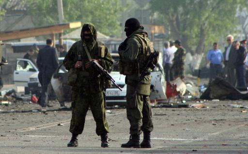 مقتل مسلح في منطقة دربند الداغستانية