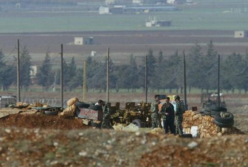 الجيش اللبناني يفكك سيارة ملغمة في البقاع الشمالي