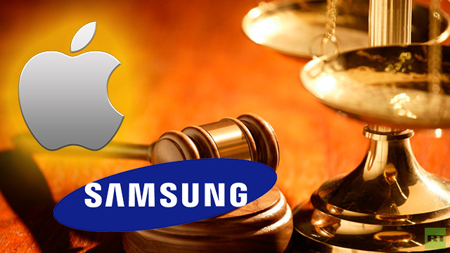 سامسونغ تدفع غرامة لأبل قيمتها 290 مليون دولار لانتهاكها قوانين براءة الاختراع