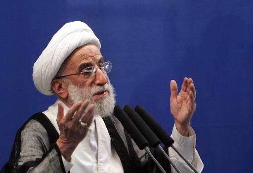 آية الله احمد جنتي يعلن عن امله في نجاح مفاوضات جنيف حول ملف ايران النووي