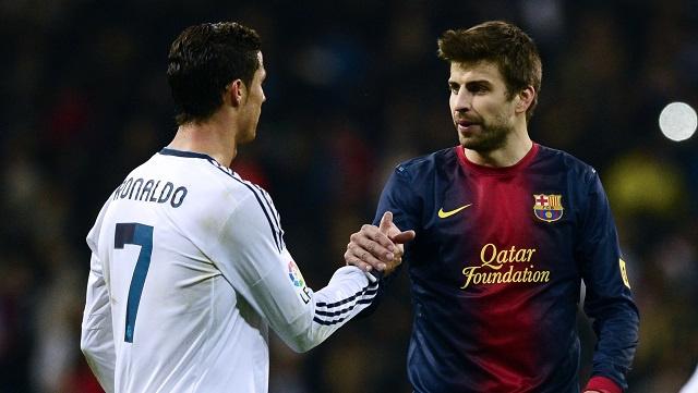رونالدو يختار فريق أحلامه ... 5 برشلونيين و 4 مدريديين وفالكاو
