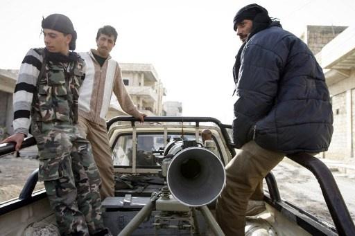 سورية.. فصائل مسلحة تندمج تحت مسمى