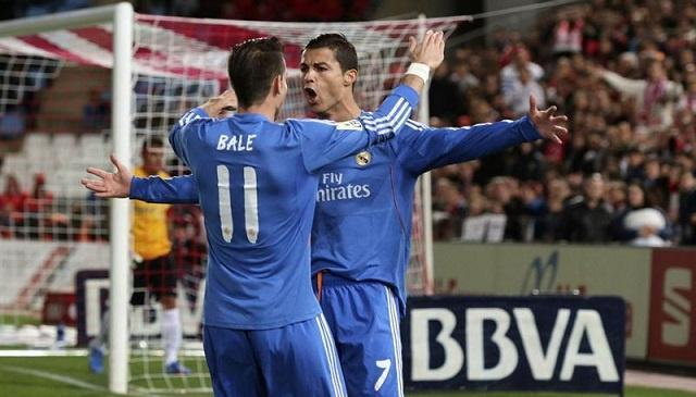 ريال مدريد يدك شباك مضيفه ألميريا بخماسية مدورة