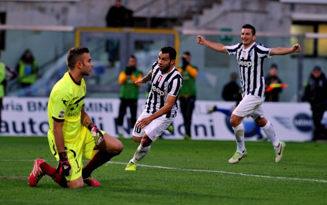 يوفنتوس يفوز على ليفورنو بشق الأنفس ويتصدر الكالتشيو