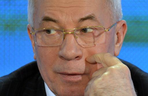 رئيس وزراء اوكرانيا لا يستبعد توقيع اتفاقية الشراكة مع اوروبا بداية 2014