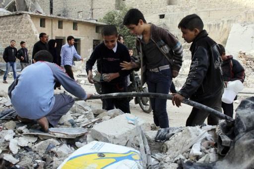 تقرير: مقتل أكثر من 11 ألف طفل منذ بدء النزاع في سورية
