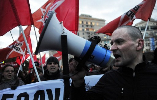 لجنة التحقيق الروسية تنهي تحقيقا في قضية تنظيم أعمال الشغب بموسكو عام 2012