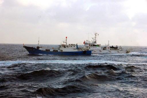 أزمة جديدة في بحر الصين الشرقي