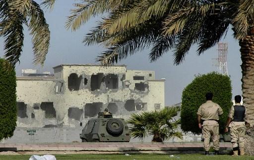 الحكم بالإعدام على متهم بالهجوم على القنصلية الأمريكية في جدة 2004
