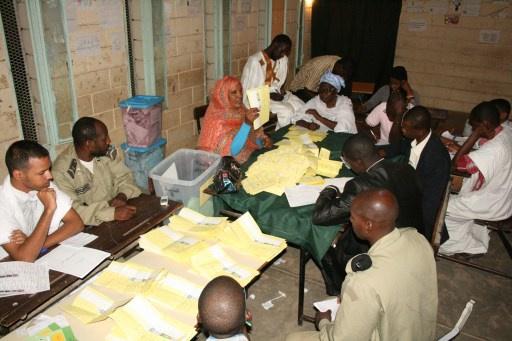 تقدم الحزب الحاكم في موريتانيا حسب النتائج الأولية للانتخابات النيابية والبلدية