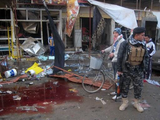 مقتل 35 شخصا وإصابة العشرات بتفجيرات في بغداد والموصل وطوز خورماتو