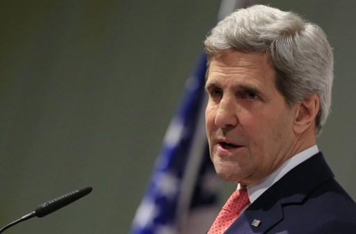 كيري: اتفاقنا مع إيران لا يتضمن حق التخصيب