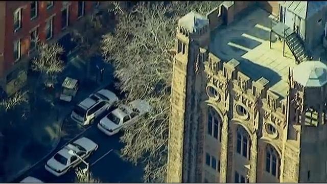 إغلاق المدينة الطلابية لجامعة ييل الأمريكية إثر أنباء عن وجود مسلح فيها