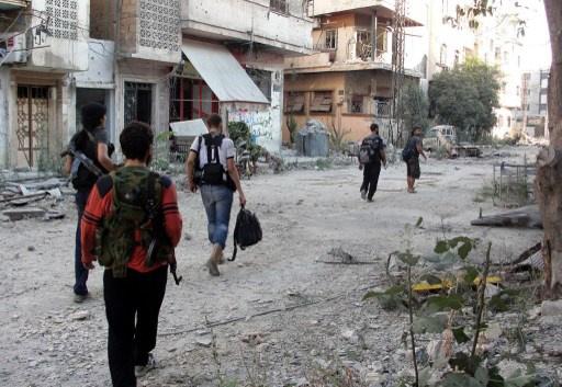 الخارجية السويدية تؤكد اختطاف صحفيين اثنين من مواطنيها في سورية