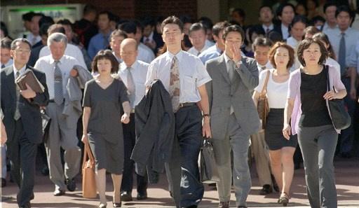 ارتفاع نسبة النساء العاملات في اليابان إلى مستوى قياسي