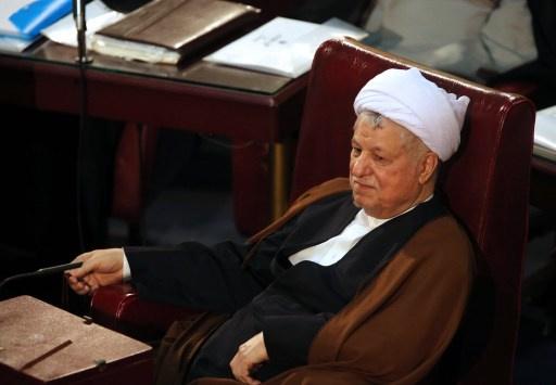 رفسنجاني: يمكن توقيع اتفاقية شاملة بشأن ملف إيران النووي قبل الصيف المقبل