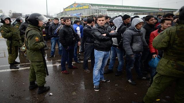 هيئة الهجرة الفدرالية: 3.5 مليون أجنبي يعملون في روسيا بشكل غير شرعي