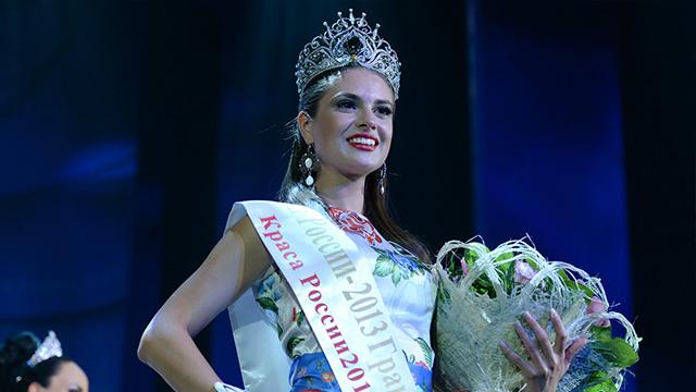 مقدمة برامج تلفزيونية من مدينة فلاديمير تفوز بمسابقة