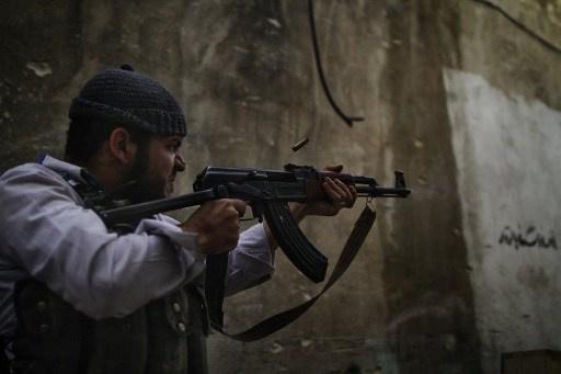 الجربا: ليس للأسد أي دور في المرحلة الانتقالية