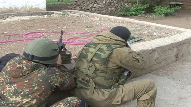 تصفية 3 مقاتلين في محج قلعة بعملية خاصة لأجهزة الأمن الروسية