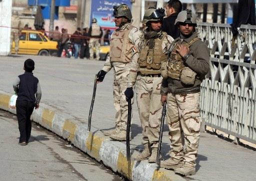 14 قتيلا و37 جريحا بهجومين على مقرين للجيش والشرطة شمال بغداد