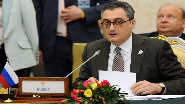 الخارجية الروسية: ضمان الأمن في أفغانستان مهمة مشتركة للأسرة الدولية كلها