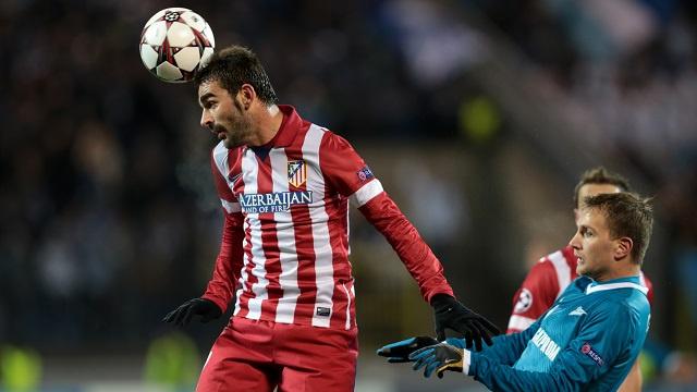 أتلتيكو مدريد يفرض التعادل على زينيت بطرسبورغ ويسدي خدمة لبورتو