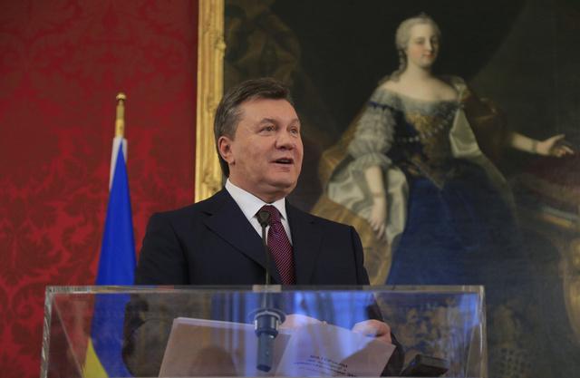 رئيس أوكرانيا: سنوقع الاتفاقية مع الاتحاد الأوروبي حين يتم الاتفاق على شروط اقتصادية ملائمة