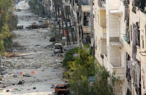 الأمم المتحدة: قوافل الإغاثة لا تستطيع الوصول إلى نحو 250 ألف شخص في المناطق المحاصرة في سورية