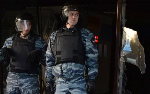 قوات الأمن الروسية تعتقل 15 عنصرا من تنظيم
