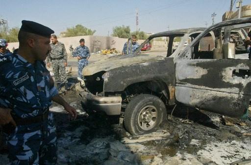 4 قتلى و15 جريحا حصيلة استهداف مركزين أمنيين في العراق