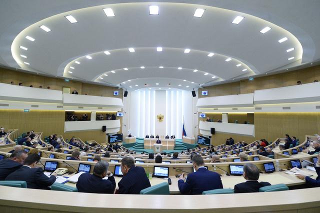 مجلس الاتحاد الروسي يصادق على تشكيل محكمة عليا موحدة في روسيا