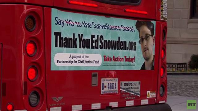 بالفيديو.. لا لمراقبة الدولة وشكرا يا سنودن