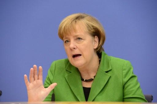 ميركل والحزب الاجتماعي الديمقراطي يتفقان على تشكيل حكومة ائتلافية في ألمانيا
