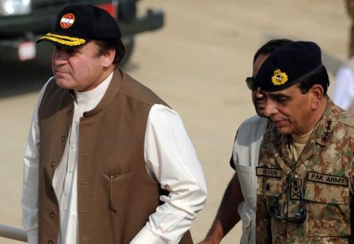 نواز شريف يختار قائدا جديدا للجيش الباكستاني