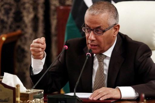 رئيس الوزراء الليبي: على المجموعات المسلحة الخروج من المدن وتسليم السلاح