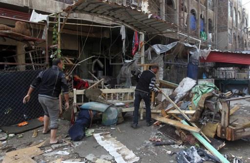20 قتيلا و35 جريحا حصيلة موجة العنف في العراق