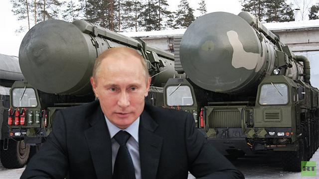 القوات الصاروخية الروسية تحصل على 22 عابرا للقارات يجب أن تستطيع تجاوز أي درع صاروخية