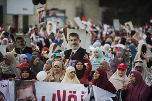حبس 14 فتاة من جماعة الإخوان المسلمين 11 سنة في مصر