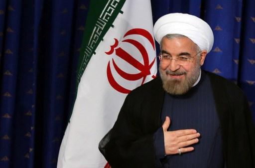 روحاني يؤكد مجددا وقوف إيران إلى جانب سورية