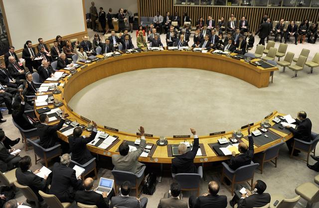 مجلس الأمن الدولي يوافق على إرسال 200 عنصر أمن لحماية البعثة الأممية بليبيا